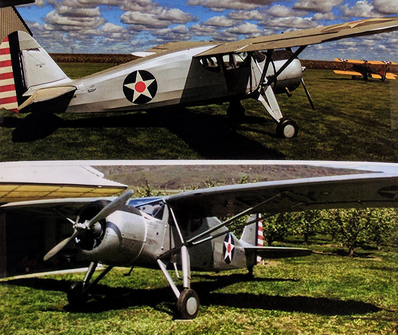 1941 Fairchild Military UC-61 For Sale
